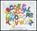 26 alfabetos madeiraimã de geladeira, memo etiqueta, educaçãoinfantil brinquedo de diy
