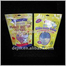 Pet food plastic bag/20g dog food bag/cat little bag