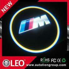 3D project led car logo door light USA CREE 5W LED chip for Hyundai,Jaguar,KIA,LADA logo