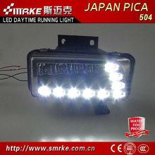 LED daytime running light/nissan led daytime running lights for Japan PICA 504