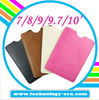New arrival! Magic shinning OEM branded sleeve tablet case bag