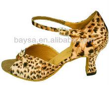 Dance shoe insole wholesale ballroom dance shoes latin dance shoes salsa dance shoes BL105