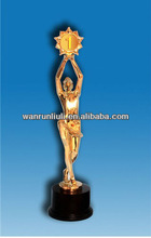 Model characters statue buy oscar trophy