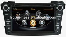LSQSTAR car dvd player for Hyundai I40 2012 with gps navi speed DVR optional