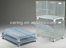 folding steel storage cage