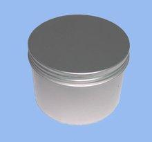 round metal tin can screw top