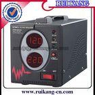 ODR-3000VA Single phase Digital tv ic voltage regulator 80% power