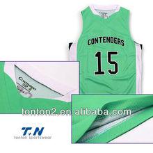 sublimated custom high quality unnamed basketball fashion style