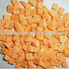 tropical fruit pineapple fd apple dice instant freeze dried pineapple