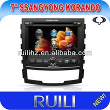 Ssangyongkorando Car Audio