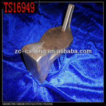 foundry industry furnace parts steel casting exporting