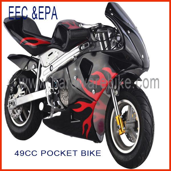 gas pocket bikes sale(HDGS-801 49cc)