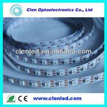 Digital LED Strip ws2811,5v 64LED/M 5050 RGB 5M/reel,in built IC ws2811