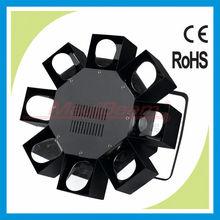 8 heads scanner light disco