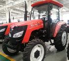Yuchai engine 4x4 75 hp wheel tractor