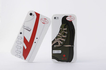 """MGKD shoes design mobile phone cases for iphone 4/4s ,for iphone 5"""" case"""