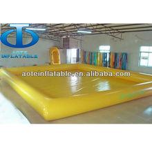PVC inflatable baby swim float pool
