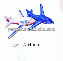 inflatable airliner toy