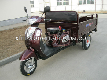 110cc cargo scooters
