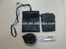 travel kit,travel set,eye mask,pillow,earplug,eyeshade