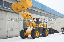 china bobcat loader qingzhou SZM ZL-30 wheel loader 936 with volvo engine hydraulic joystick pilot high quality for export