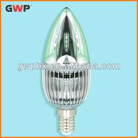 3W/5W/20W 12 Volt White Aluminum E27 Led Bulb