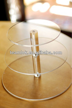 HOT 3 Tier Cupcake Stand Clear Acrylic for Wedding
