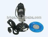 Portable Digital 500X USB Microscope, USB Connection magnifying glass