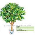 2013 novo design de alta qualidade quente vender decoração banyan artificial de plantas