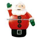 best selling inflatable christmas santa cartoon