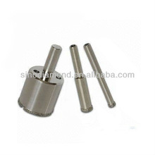 Electroplated Diamond Tip Drill Bits Core Drill Bits for Glass