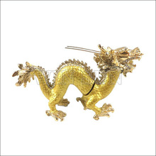dragons rising and tigers leaping metal crafts