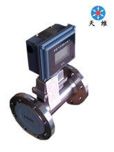 Turbine flow meter for natural gas/gas turbine flow meter