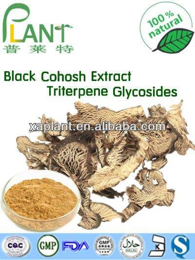 Libero campioni naturale cohosh nero estratto per uso anti- i reumatismi
