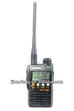2013 new look! 2w cheap ham radio BAOFENG UV 100 with handsfree