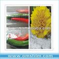 cola para o plástico de polietileno para vegetais