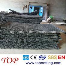 plated mining screen mesh/quarry screen mesh/vibrating mesh screen