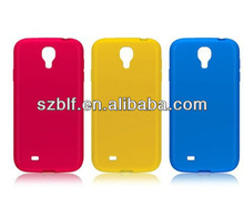 2013 new arrival high quality silicon material for samsung galaxy s4 case