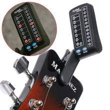 LED Clip-On Digital Electronic Acoustic Guitar Tuner I1
