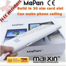 Mapan tablet pc 3g sim card slot for tablet pc mini laptop