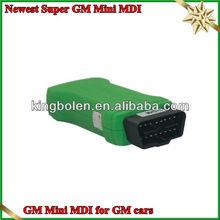 High quality Car code reader New Super GM Mini MDI OBD2 mini gm mdi diagnostic tool in stock