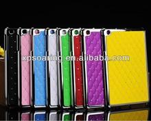 for mini ipad fancy bling bling chrome case skin cover
