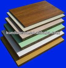 low price chipboard/particle board E0/E1/E2/CARB P2