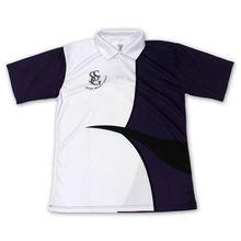 2013 Latest Fashion Cotton Free Sample Polo Shirt