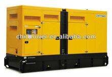 Volvo 50Hz 150KVA/120KW Sillent Diesel Generator