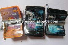 2012 hot sale 5 gram zip lock bags
