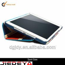 Hot 2013 for ipad mini leather case.