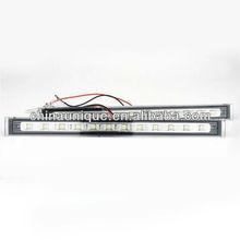 10-15V 8.4watt 12 LEDs DRL, Universal LED Daytime Running Light for NISSAN
