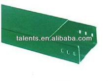 glass fiber reinforced plastics FRP cable bridge for power cables