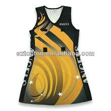 la costumbre de poliéster 100 vestido baloncesto 2013